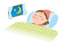 睡眠を充分に取る