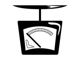 食事の物理的な重さ