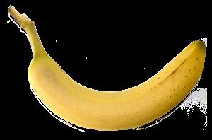 バナナ1本